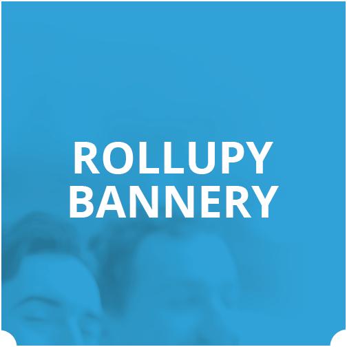 rollbanery - producent, banery drukowane w kasecie