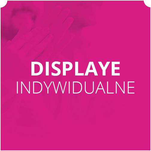 displaye indywidualne
