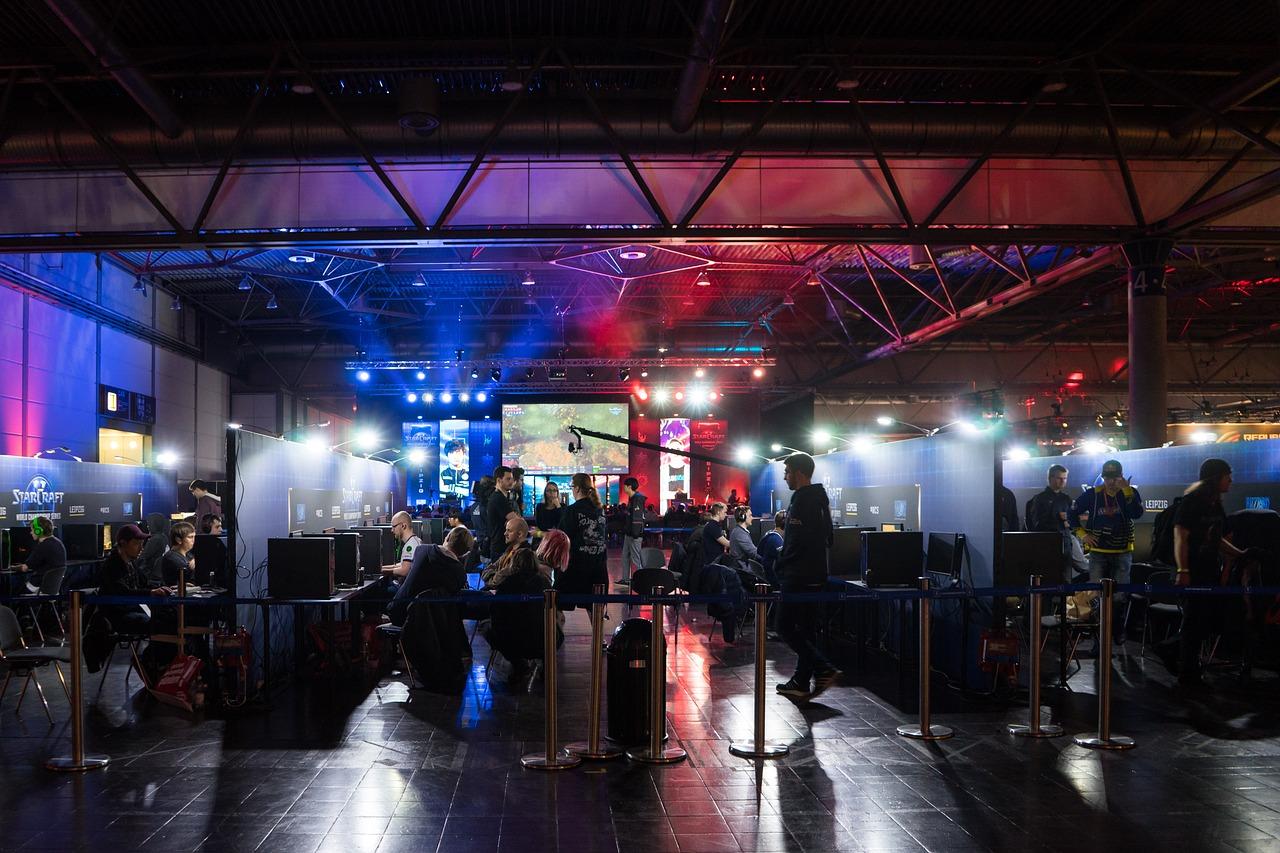 wydarzenie tematyczne e-sport
